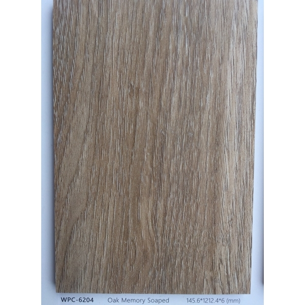 Olle-6204歐力高密度木塑地板5寸