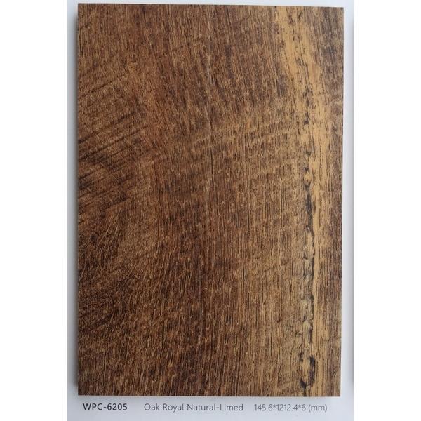 Olle-6205歐力高密度木塑地板5寸