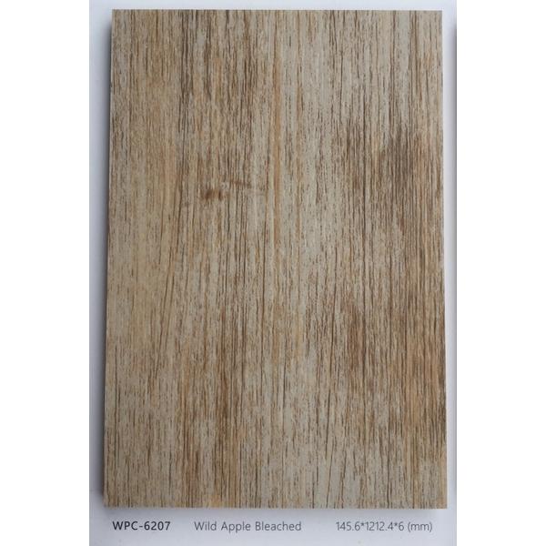 Olle-6207歐力高密度木塑地板5寸