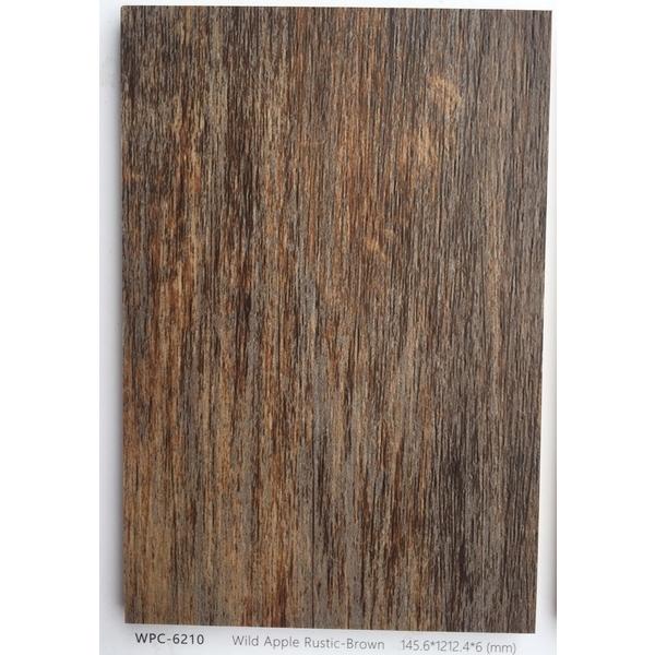 Olle-6210歐力高密度木塑地板木塑地板5寸