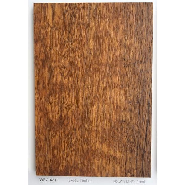 6211WPC PLUS木塑地板5寸
