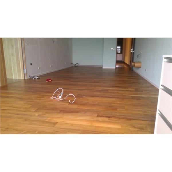 南屯區田心三巷,印柚4寸5分地板完工照-吉普森企業有限公司-台中
