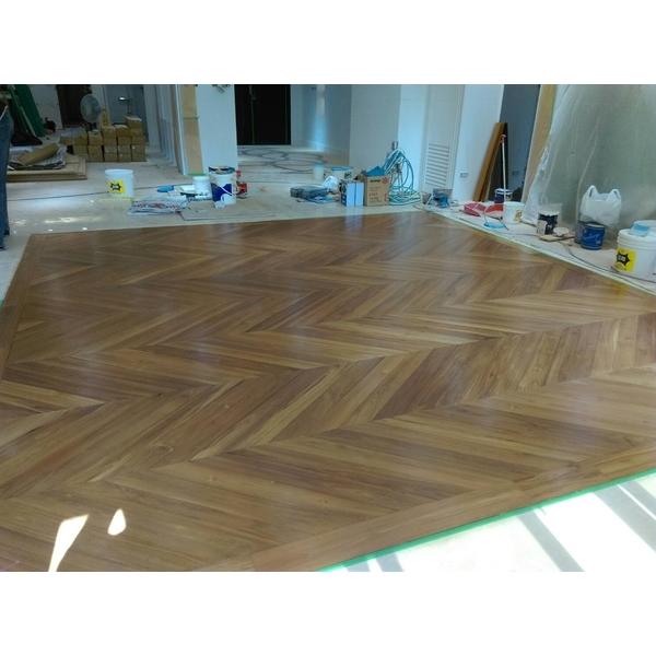 木地板上漆程-吉普森企業有限公司-台中