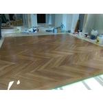 木地板上漆工程