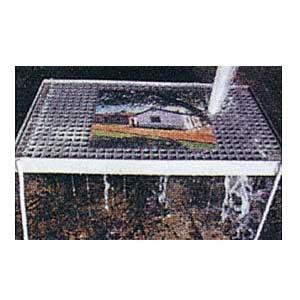 鋼纖維水溝蓋加環保防蚊防臭防蟑氣密盤排水效果-君格科技有限公司-高雄