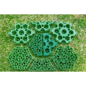 蜂巢式植草磚-全成園藝材料行-台中
