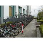 雙層腳踏車位架