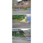桃園職業訓練中心(桃園縣楊梅市) NB-350B裙擺式柵欄機