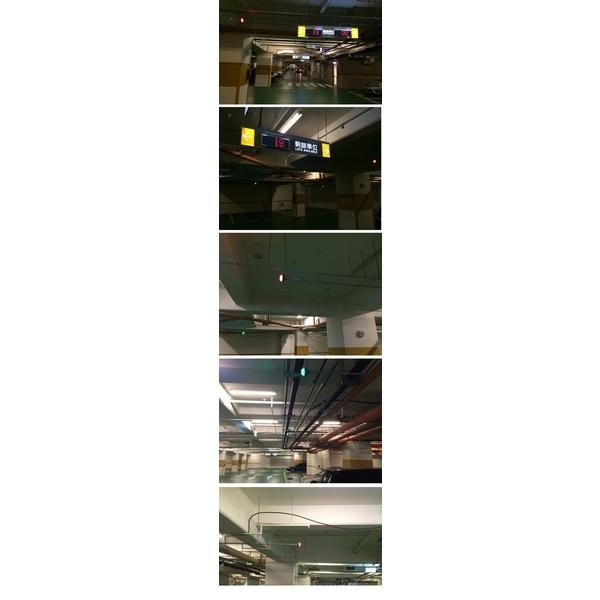 亞東醫院(新北市板橋區) 車位在席導引系統-碩立停車設備股份有限公司-新竹