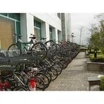 致茂 雙層腳踏車位架