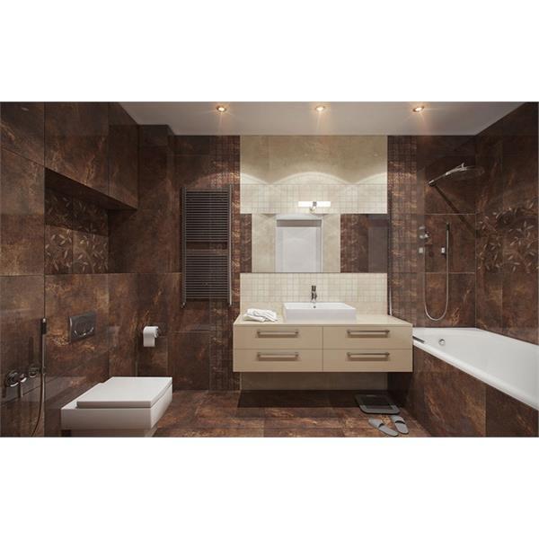 浴室-深咖啡色30_60