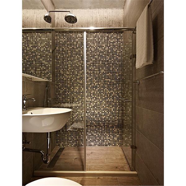 浴室馬賽克