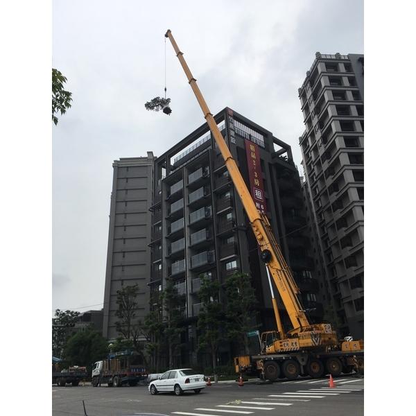 吊車作業-宏欣起重有限公司-新竹