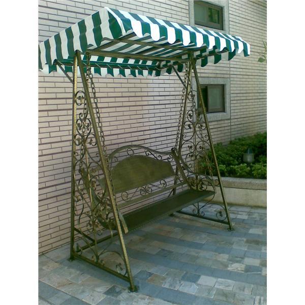 鍛造藝術搖椅