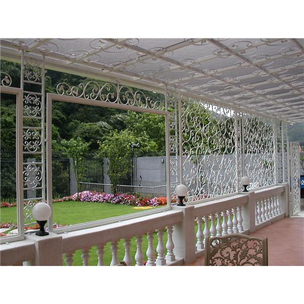 鍛造藝術庭園涼庭