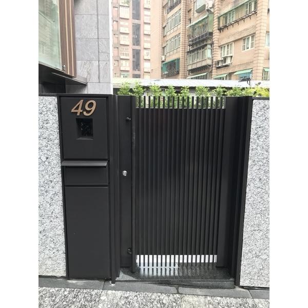 庭院小門-百昱鋼鐵有限公司-新北