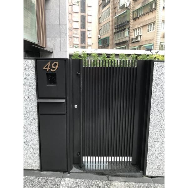 鍛造廷院小門