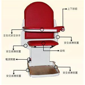 全自動升降椅-騰城科技有限公司-台中