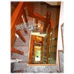 天井樓梯安裝實例