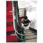 樓梯升降椅安裝實例