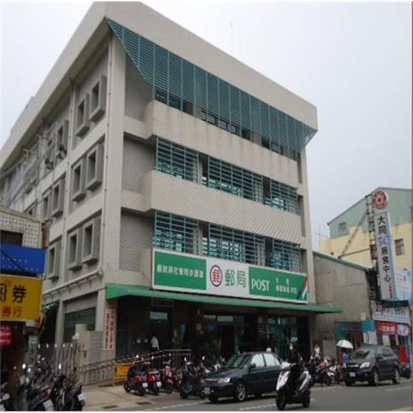 大里郵局改建空調設備工程-盛翔工程有限公司-台北