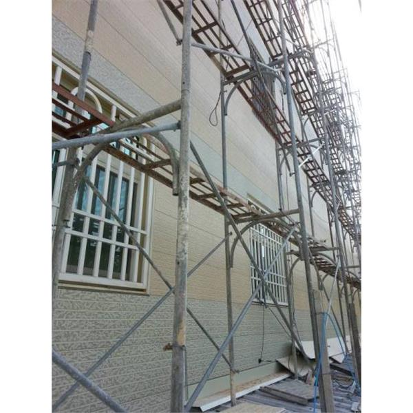 室外裝潢板施工-世記鋼鐵有限公司-雲林