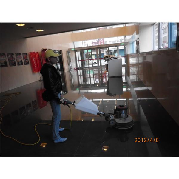 地板清洗-潔新環境清潔維護服務社-花蓮
