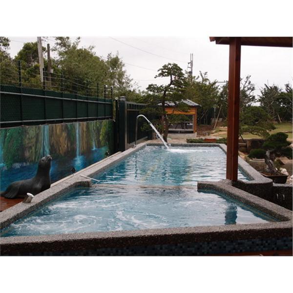 游泳池設備 SPA設備 三溫暖設備 三溫暖烤箱-台灣商拿有限公司-桃園