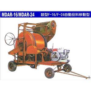 鼓型F-16/F-24自動投料移動型-協和鐵工廠-嘉義