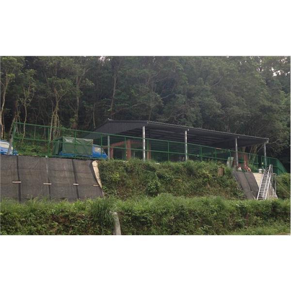 鐵皮屋+圍籬+鋼梯-佰藝科技門窗-新北