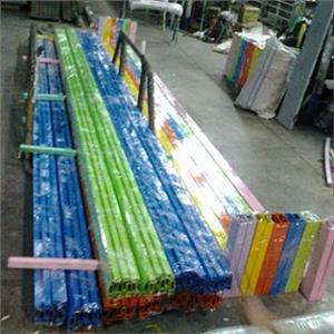 鋁擠型料-粉體烤漆-耀譽科技工業有限公司-台南