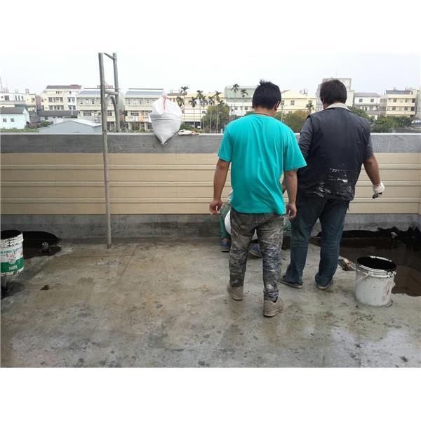 頂樓pu防水