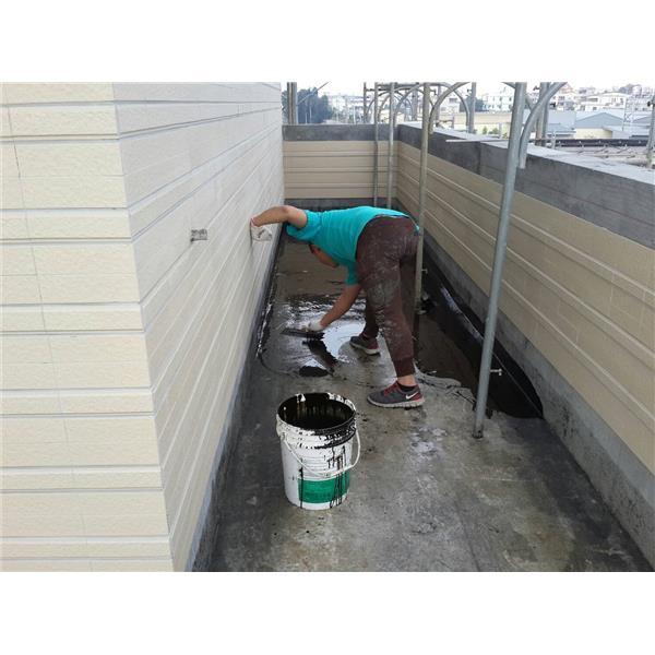 Pu包覆型防水施工