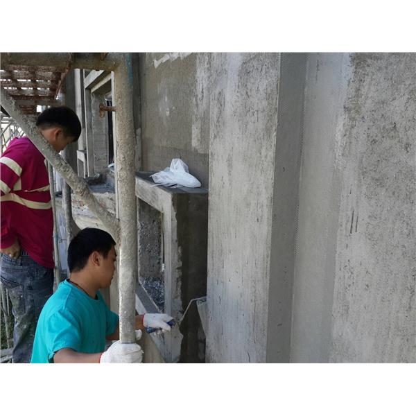 外牆防裂纖維網