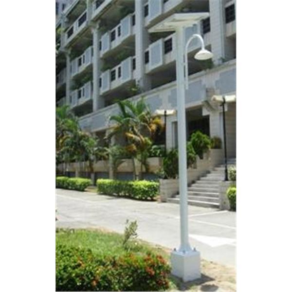 LED12W太陽能路燈