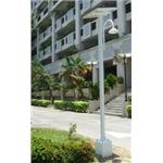 LED12W太陽能路燈-全塑科技有限公司-高雄LED路燈,LED水底燈,LED層板燈,LED四角燈