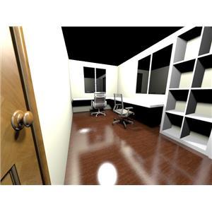 3D圖書房-世浤國際室內裝修工程有限公司-高雄