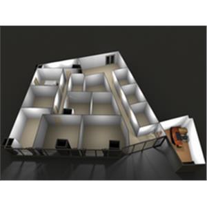 3D圖辦公室-世浤國際室內裝修工程有限公司-高雄
