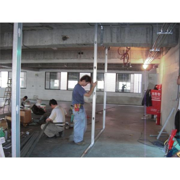 輕隔間工程-世浤國際室內裝修工程有限公司-高雄