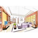 室內設計3D圖-雅仕達工程有限公司-中壢室內設計,室內裝潢,舊屋翻新,店面裝潢,木工裝潢,空間規劃,豪宅設計,建材傢飾.木工裝潢