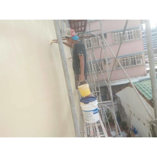 外牆油漆-大誠油漆工程行-高雄