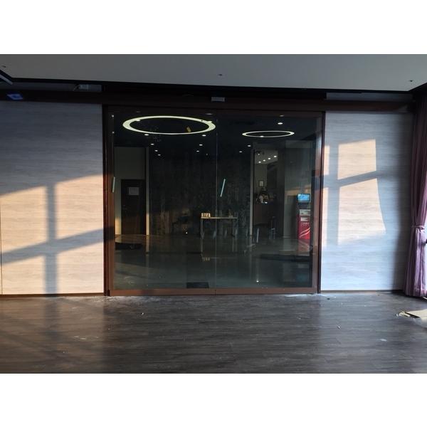 重型玻璃自動門(烤咖啡)