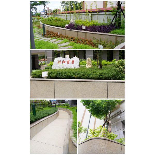新和首璽園藝造型抿石-大項企業社-新北