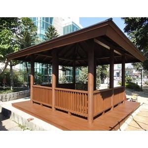 婆羅洲鐵木涼亭-尼可企業社-台北