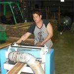 木料加工、改裁
