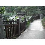 婆羅洲鐵木欄杆