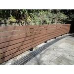 冰片木 金檀木 格柵、圍籬