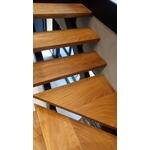 龍骨樓梯非洲柚木踏板