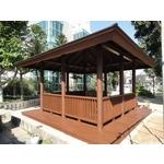 婆羅洲鐵木涼亭