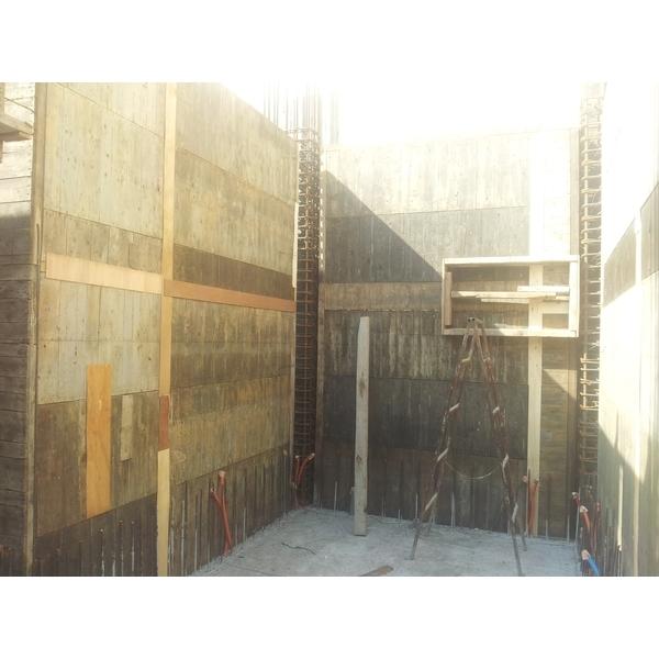 住戶新建模板工程